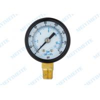 Wholesale General instruments temperature gauge , 2 Inch pressure gauge construction from china suppliers