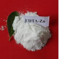 Wholesale white cystalline powder EDTA Chelated Micronutrients / EDTA ZN 15% from china suppliers