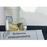 Wholesale Equipoise Boldenone Steroids Bulking Cycle Yellow Liquid Boldenone Undecylenate from china suppliers