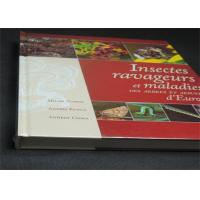 Wholesale Professional France Insects Hardcover Book Printing With Plastic Film from china suppliers
