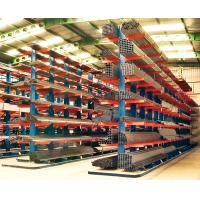 Wholesale Warehouse Structural Cantilever Shelves , Steel Cantilever Pipe Rack from china suppliers