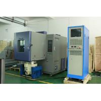 Wholesale Temperature Humidity Vibration Combined Climatic Test Chamber With CE Certificated from china suppliers