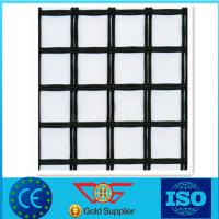 Wholesale Self-adhesive Fiberglass Geogrid For Roadbed Construction / Protection from china suppliers