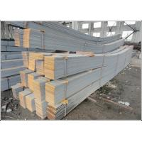 Wholesale Carbon Steel Galvanized Flat Bar Stock , GB Q345B ASTM Flat Metal Bar from china suppliers