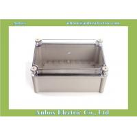 Wholesale 280*190*130mm wholesale IP65 PCB Enclosure with clear lid waterproof case manufacturer from china suppliers