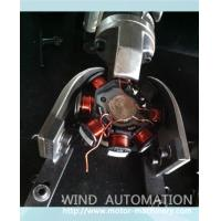 Buy cheap Motorcycle Magneto Engine  Generator Stator winding machine Coil winder WIND-MW-4 from wholesalers