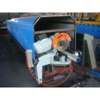 Wholesale Down pipe Roll Forming Machine Controlled by PLC Applied in Rain Water Storage Solution from china suppliers