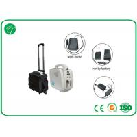 Wholesale Ultralow Noise Home Medical Equipments , Portable Oxygen Generator AC220V/110V from china suppliers