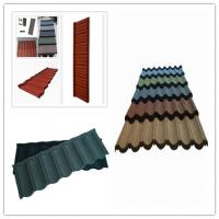 Buy cheap good fire resistance roof tile  purchase from wholesalers