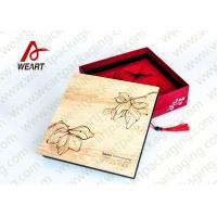 Wholesale Gift Packaging Small Cardboard Presentation Boxes With Lids Matte Lamination from china suppliers