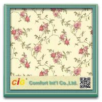 Wholesale Resistant to wear Modern Decorative Wallpaper , Living Room PVC Wallpapers from china suppliers