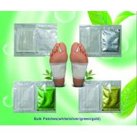 Wholesale Natural Herbal Bamboo Vinegar Healthy Foot Detoxification Patches for Remove toxin from china suppliers