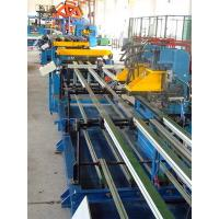 Quality U-bending Freezer / Refrigerator Automated Assembly Line Roll Forming Lines for sale
