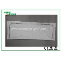 Wholesale White Polypropylene / PVC Dead Disposable Body Bags For Hospital , Light Weight from china suppliers