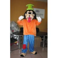 Wholesale Good ventilation Cartoon Custom Character goofy dog mascot costumes from china suppliers