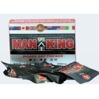 Wholesale Safe Sex Man King Male Enhancement With Concentrated Natural Botanic Herbal GMP & FDA from china suppliers