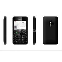 Wholesale Black Dual SIM Qwerty Keypad Mobile Phone , 960mAh and 8G from china suppliers
