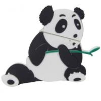 Wholesale Animal panda PVC USB Flash Drive disk with customized logo from 1GB to 32GB (MY-UPVC05) from china suppliers