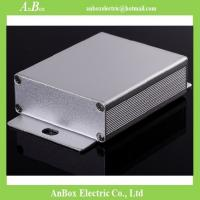 Wholesale 64x23.5x75/110mm DIY PCB extruded aluminum boxes wholesale and retail from china suppliers