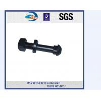 Wholesale High Tensile Square Thread Railway Bolt And Nuts Grade 8.8 5.8 from china suppliers