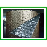 Wholesale No Odor Aluminium Double Bubble Foil Insulation Heat Resistant from china suppliers