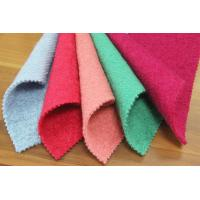 Wholesale 50 Wool 50 Polyester Wool Fleece Fabric For Blankets Long - Lasting Feature from china suppliers