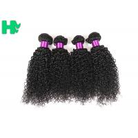 Wholesale Natural Color 100% Natural Peruvian Virgin Kinky Curly Hair Extensions Human Hair Wave from china suppliers