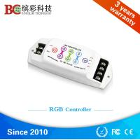 Wholesale Bincolor BC-390 290w 12v wireless switch constatnt voltage pwm touching control rgb led strip controller from china suppliers