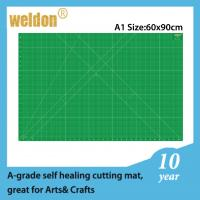 Wholesale Foldable PVC A4 plastic cutting mats printable self healing cutting mat from china suppliers