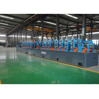 Buy cheap High Frequency ERW Tube Mill , Welded Pipe Mill 0.8-3.0mm Max Thickness from wholesalers