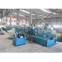 Buy cheap 120-400 Gear Box Transmission Automatic C Purlin Forming Machine Russia Market from wholesalers