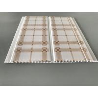 Water / Termite Proof Ceiling PVC Panels With Common Printing Surface