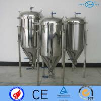 Wholesale Infinitely Variable  Stainless Fermentation Tank Single Layer For Wine from china suppliers