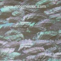 Buy cheap Korean Abalone shell veneer for guitar inlay from wholesalers
