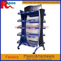 Wholesale Gondola shelving,Storage racks,Supermarket shelf suppliers,Fruits & Vegetable Racks from china suppliers