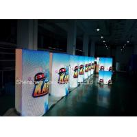 Wholesale P6 Led Advertising Screens Meanwell Energy 5v60a Columns Led Billboard Display from china suppliers