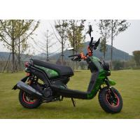 Quality Single Muffler Air Cooled 175CC / 150CC Scooter With Tubeless Tire for sale