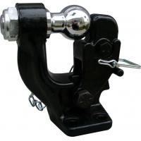 "Wholesale 4wd pintle hook combo with 2-5/16"" trailer hitch ball from china suppliers"