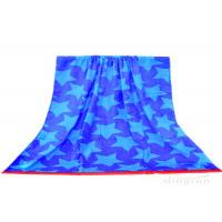 Wholesale Extra Large Beach Towels 100*180cm , Personalized Swim Towels AZO Free from china suppliers