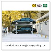 Wholesale On Sale! Cheap Four Post Double Parking Car lLft with CE Certificate Four Post Parking from china suppliers