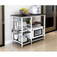 Quality Creative Simple Kitchen Storage Shelf Multifunction Rack for sale