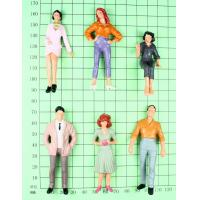 Wholesale HO / G / O  Architectural Scale Model People Passengers / Preiser from china suppliers