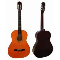 Wholesale Nylon String Wood Classical Guitar Natural For Learners / Students CG3910 from china suppliers