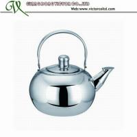 Wholesale Discount Hot Sales Stainless steel tea kettle V-LLH 14cm, 16cm, 18cm, 20cm from china suppliers
