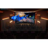 Wholesale Flat Screen 5D Movie Theater with 7.1 Audio System Install In Exhibition Hall from china suppliers