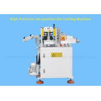 Wholesale High Accuracy Set Positioning Computer Control Die Cutting Machine from china suppliers