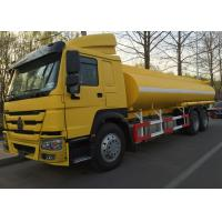 Wholesale High Efficiency 16-20CBM Oil Tank Truck 6X4 RHD Euro2 290HP Gas Tanker Truck from china suppliers