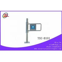 Wholesale Mechanical Manual Supermarket Turnstile Swing Gate Turnstile for Bank from china suppliers