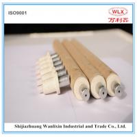 Buy cheap s/r type expendable fast thermocouple cartridges with 604 triangle contact from wholesalers