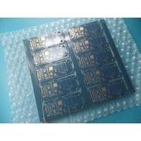 "Wholesale Matt Blue Double Sided PCB 0.8mm Thick 4u"" Routing and V - cut for Profile from china suppliers"